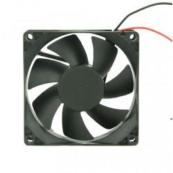 Ventilador 80X80X15mm