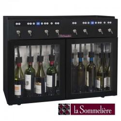 Dispensador de vinos La Sommeliere DVV8
