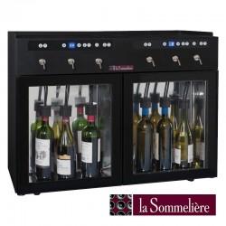Dispensador de vinos La Sommeliere DVV6