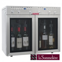 Dispensador de vinos La...